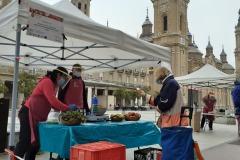 Mercado Agroecológico Zaragoza